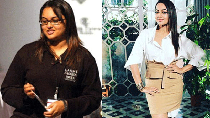 salman khan suggested sonakshi sinha to lose weight as he wanted to cast her in his movie