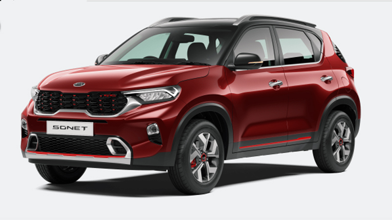 Kia Sonet Compact Suv Launched In India At Starting Price Of Rs 6.71