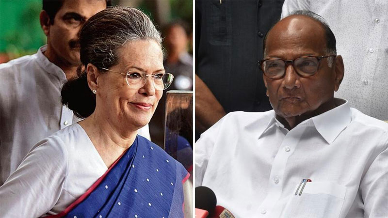 Sonia Gandhi and Sharad Pawar Meeting Postponed NCP Core Committee to Hold Talks in Pune Today