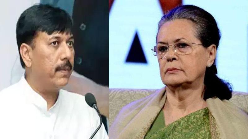 Sonia Gandhi Motor Vehicle Act Gujarat Congress