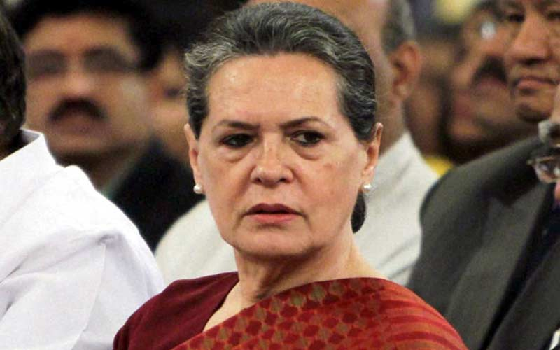 Sonia Gandhi Takes Over Hosting Duties For May 23 Opposition Meet