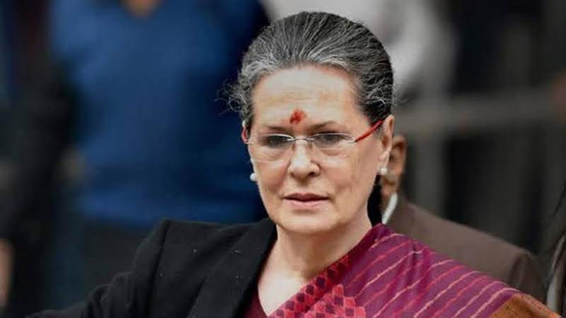 sonia gandhi message to bihar voters  bihar elections 2020 rahul gandhi congress mahagathbandhan