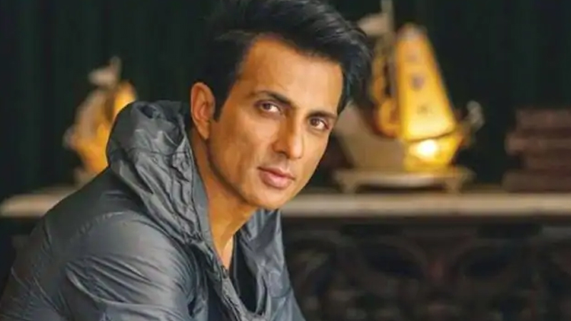 sonu Sood Airlifts Fan Cycling From Bihar To Mumbai To Meet And Hug Him