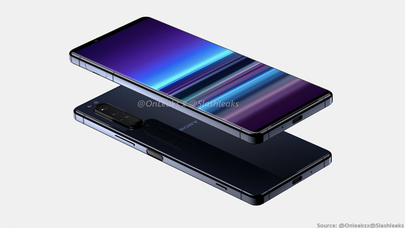 sony xperia 5 plus smartphone all set to showcase in mwc 2020