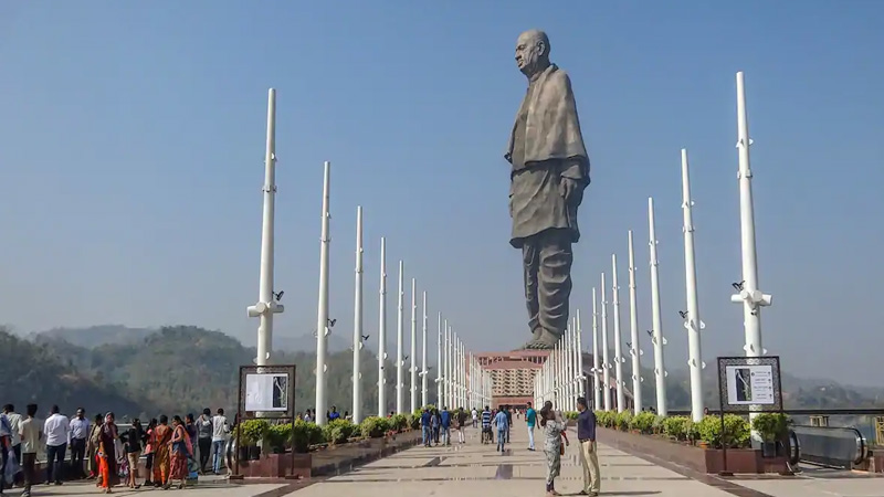 Kevadia Statue of unity ticket scam rs 5 crore agency not deposited bank fir registered