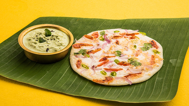 Know Recipe of Vegetable Uttapam at Home