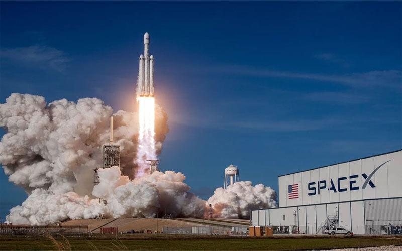 અમેરિકાએ સર્જ્યો રેકોર્ડબ્રેક  સ્પેસએક્સે લોન્ચ કર્યા એક સાથે 64 ઉપગ્રહ
