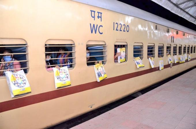 Conditions To Travel In Special Trains For Migrant Workers Students And Others During Lockdown