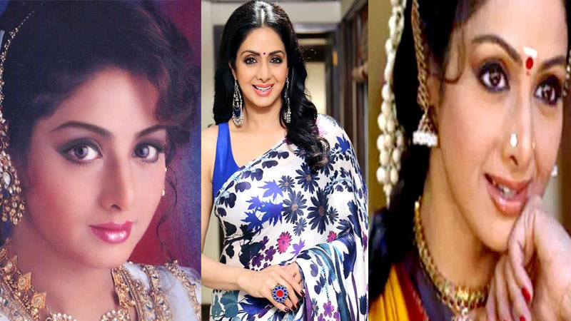 know the interesting things about the legend bollywood actress Sridevi