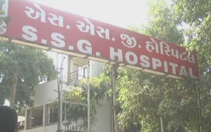 સ્વાઇન ફ્લૂઃ કેન્દ્ર સરકારની આરોગ્ય ટીમ સતર્ક  વડોદરા સયાજી હોસ્પિટલની લીધી મુલાકાત