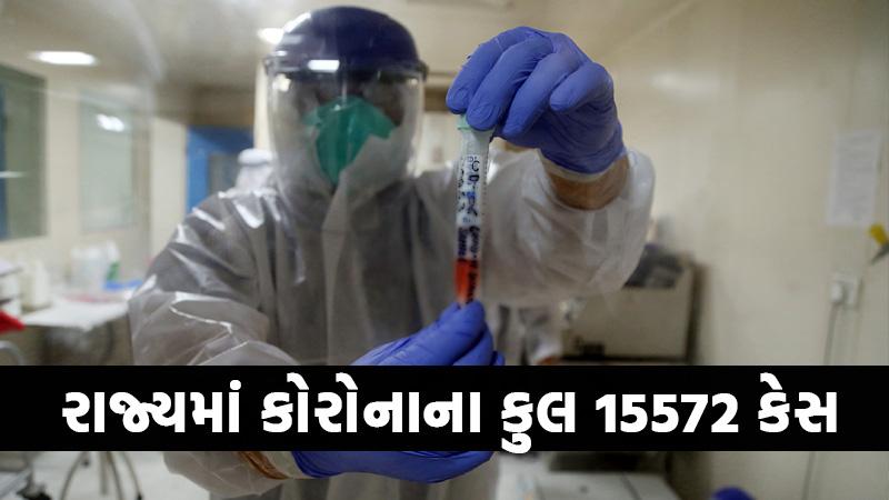 Gujarat Coronavirus cases report 28 may 2020