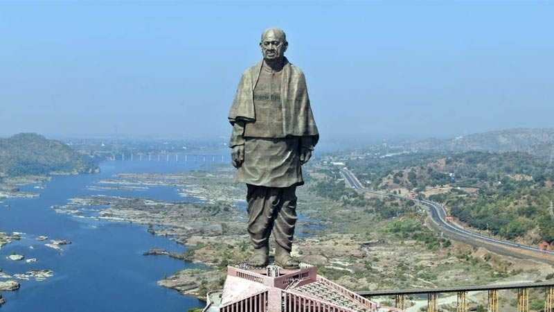 Statue of Unity find place in Time 100