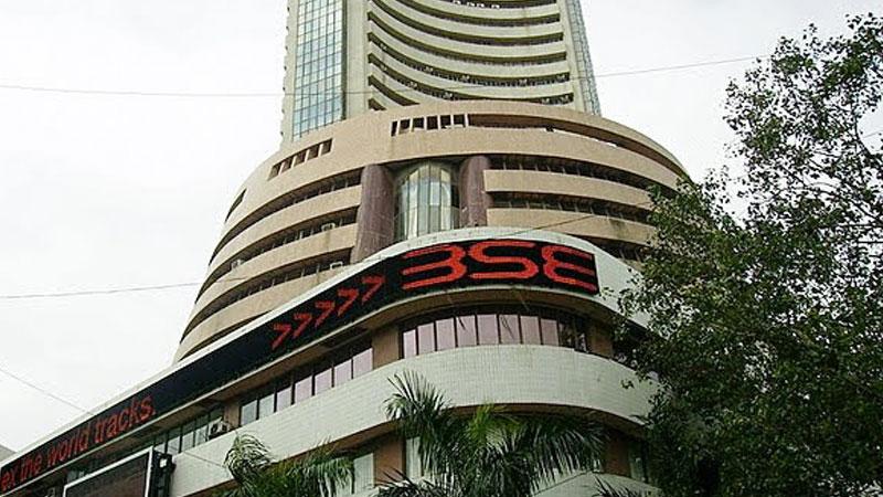 Sensex Ends Above 60,000