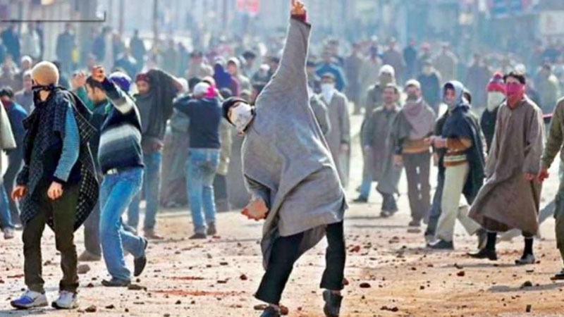 Over 300 Stone Pelting Incidents in Kashmir Since Scrapping of Special Status Internal Govt Note