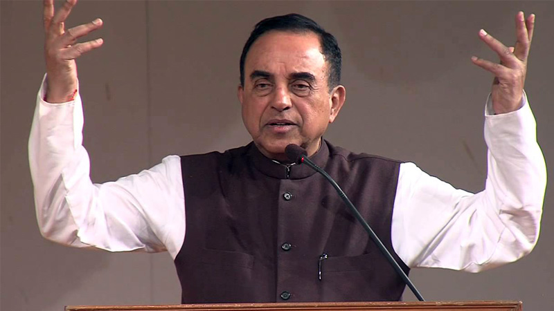 Rahul and Sonia will lose Indian citizenship soon Subramanian Swamy