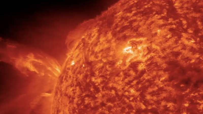 NASA shared 'amazing views' of the sun, viewed 3 million times, VIDEO, people asked, is it true?