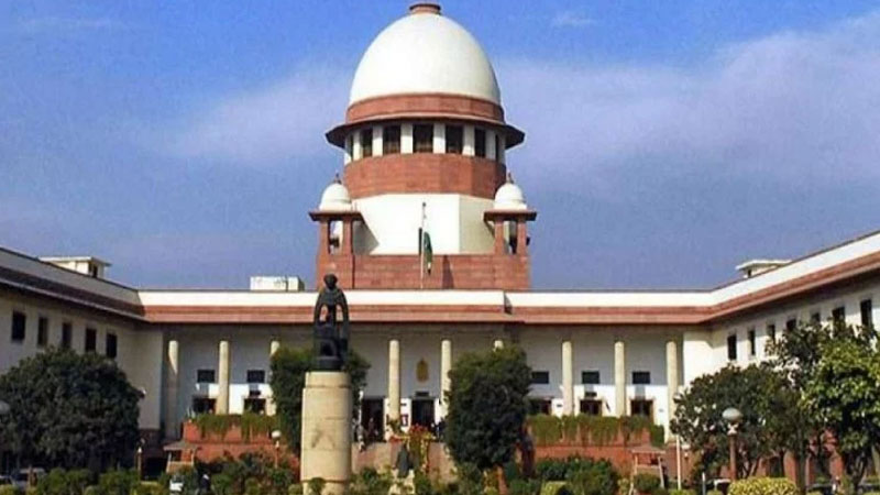 case of petitions challenging removal of article 370 constitution bench constituted for hearing in sc