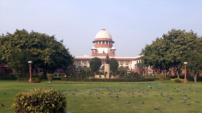 SC Disposes Petition Centre To Replace Word India With Bharat