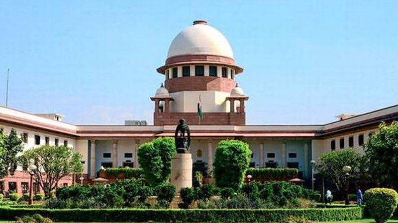 Punishing a person for falling in love is a crime Supreme Court