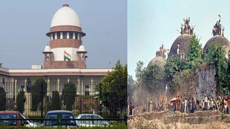 Ayodhya Hearing Live Updates from Supreme Court