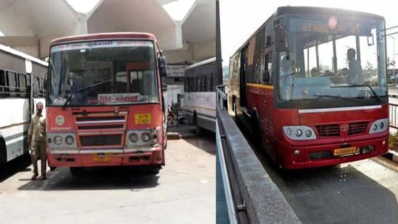 Surat ST driver breathalyzer test compulsory BRTS driver killed 45 people