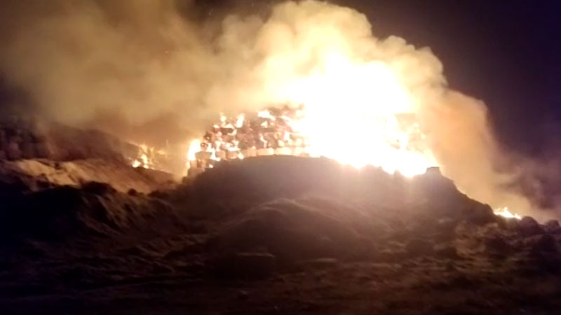 surat plywood company fire in 7th time in 6 month