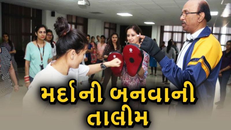 surat s women become aware of rape incidents self defense training