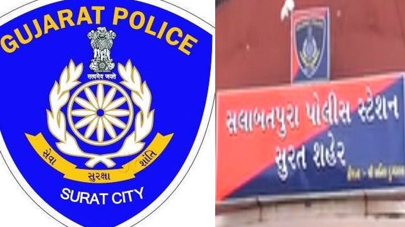 Surat Police Station Make A New Guideline In LockDown due to Coronavirus