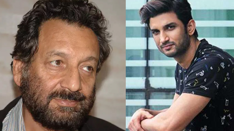 Director shekhar kapur tweets on death of sushant singh rajput says he knew the pain