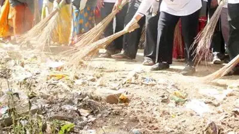 Municipal Corporation Clean Diwali celebrated on Gandhi jayanti