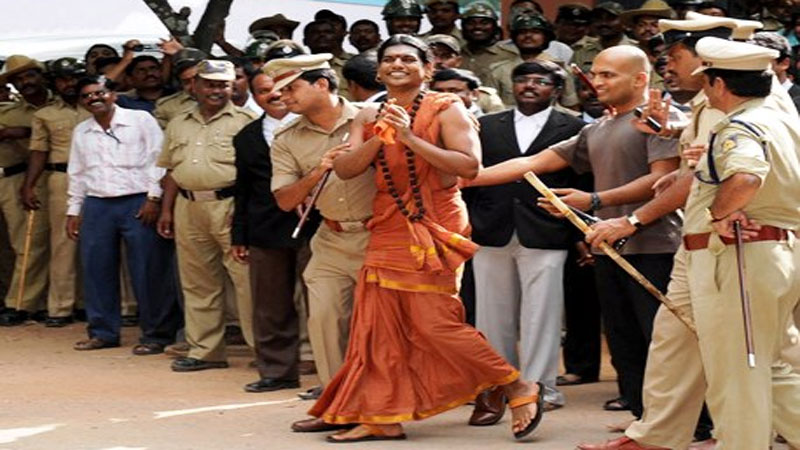 Condoms, drugs and secret contracts the story of Nithyananda