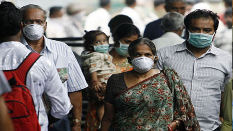 Gujarat 4th in swine flu h1n1 death rate in india