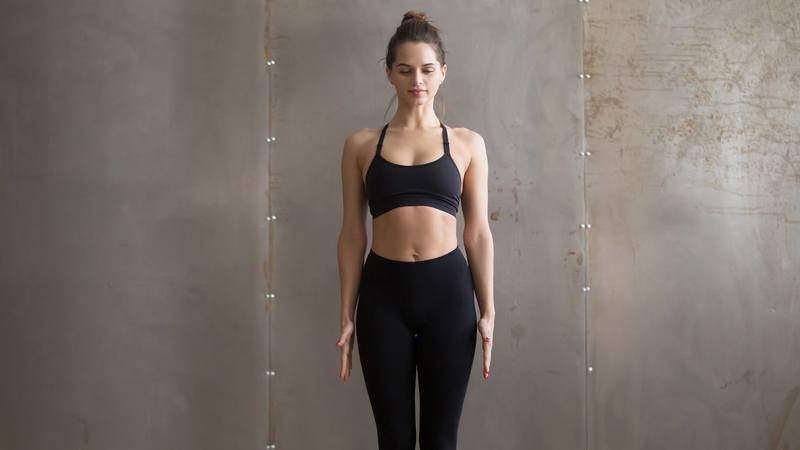 How To Do The Tadasana And What Are Its Benefits