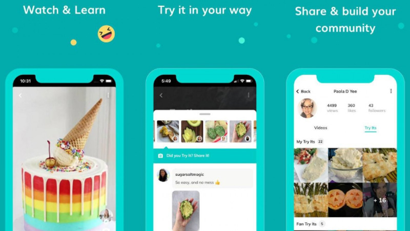 googles area 120 launches tangi a short form video app focused on creativity and diy