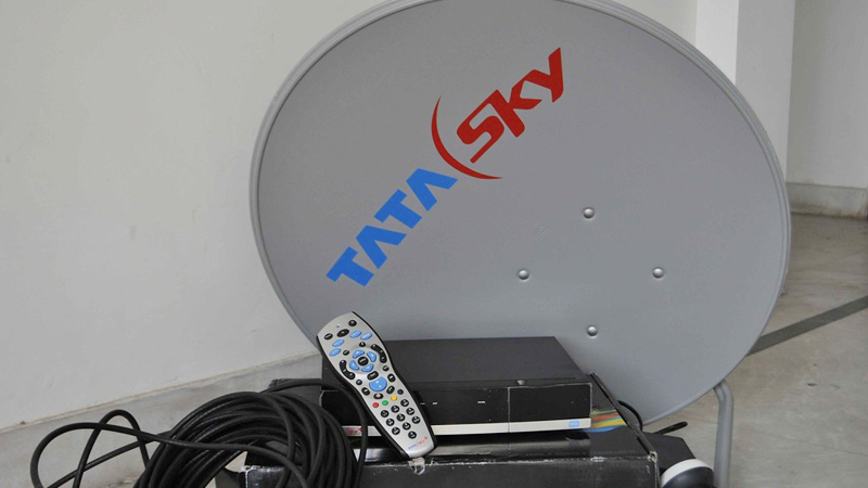 Tata Sky unlimited plan new change now offer fup limit of data know details