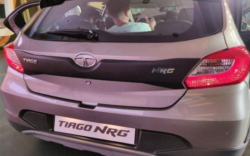 Tata Tiago NRG ભારતમાં લોન્ચ  જાણો કિંમત અને ફિચર્સ