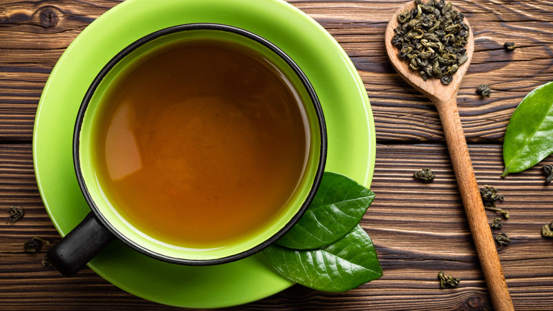 Side effect of tea