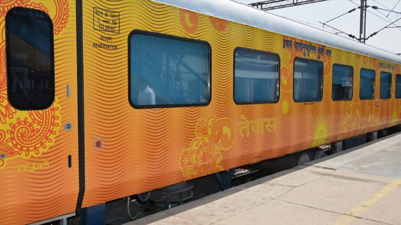 irctc after tejas train now private companies can come to operate railway they can choose their favorite route