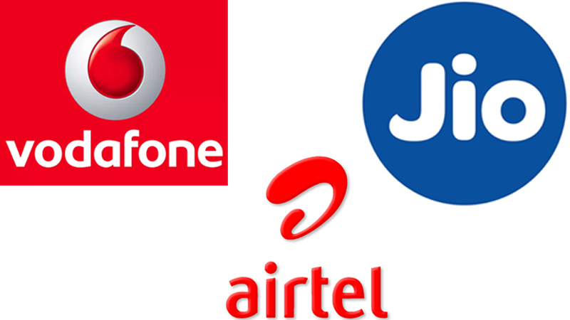 Airtel, Jio And Vodafone Idea Will Not Give Any Additional Free Benefits