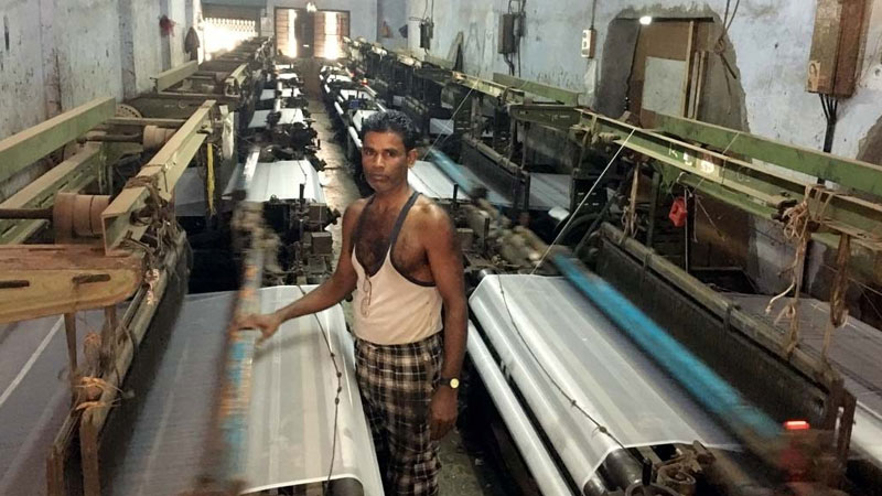 after auto now recession in textile sector large number lost jobs