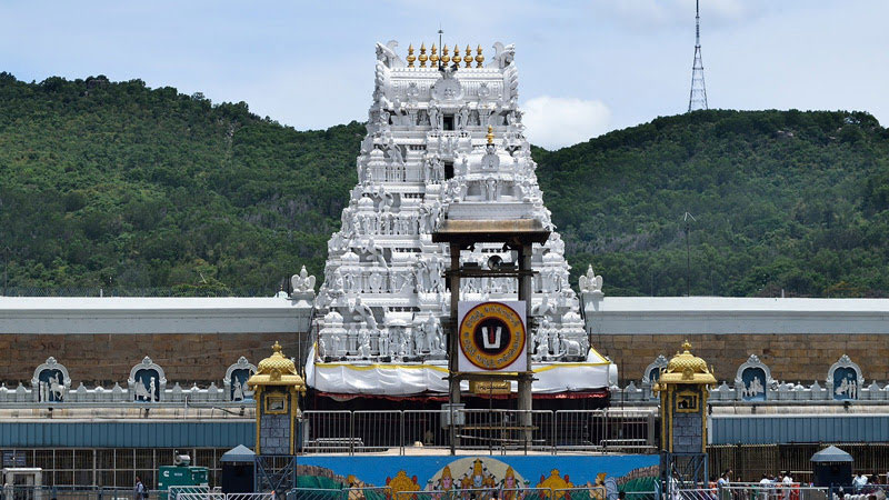 In whose hands is the management of the richest temple with 9000 kg of gold now, even more members than the Modi cabinet