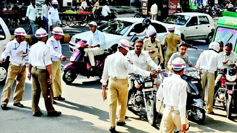 odisha bus driver breaking traffic rules fined rs 6.72 lakh transport department