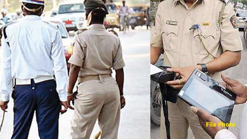 ahmedabad women police penlaty rules