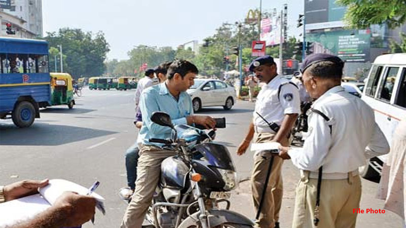 Traffic Rules New Rules Vehicle Act