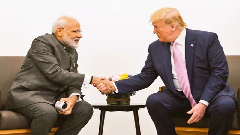 What is india Going to get from Howdy modi event and Jammu and kashmir Issue