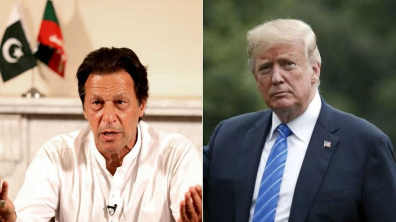 pak prime minister imran khan leaves for us for first meeting with president trump