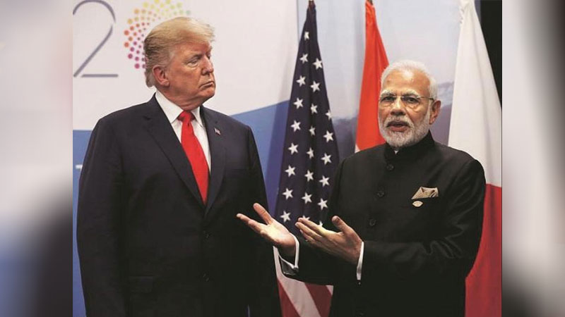 44 american law makers wrote letter to trump to reinstate gsp for india
