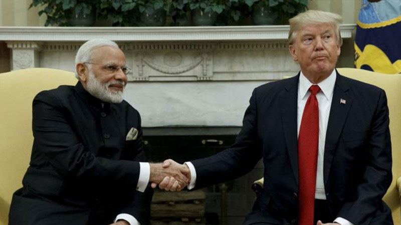 India, US exploring a visit by Donald Trump in either November or January
