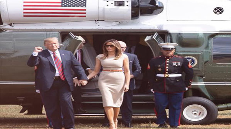 donald trump retirement pension melania trump former president of america