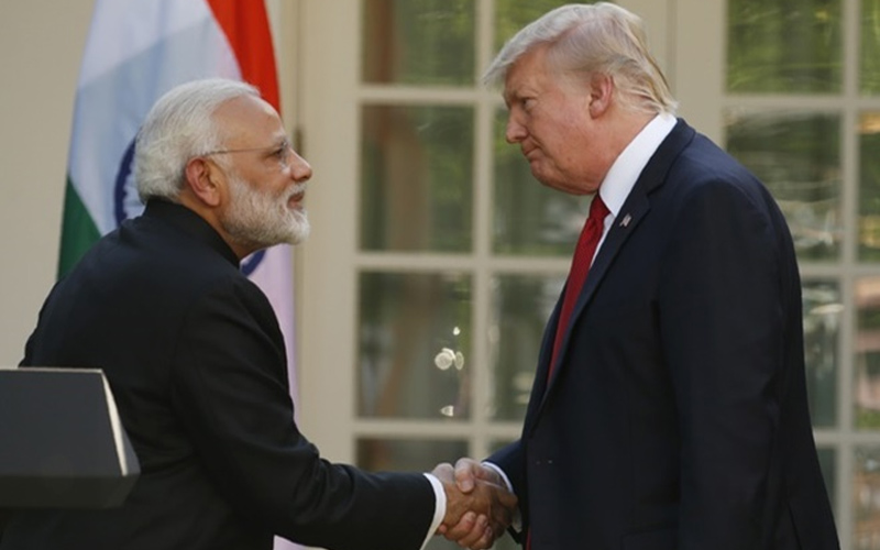 America Donald Trump removes sanction waivers to India